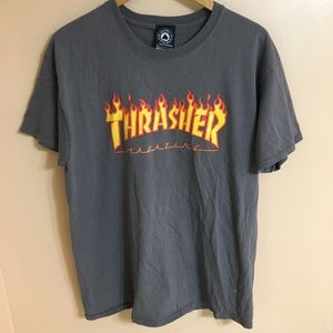 Thrasher magazine t shirt size L adult